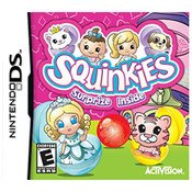 Squinkies Surprise Inside Video Game For Nintendo DS