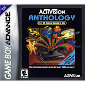 Activision Anthology Video Game For Nintendo GBA