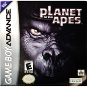 Planet of the Apes Video Game For Nintendo GBA