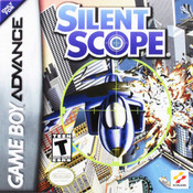 Silent Scope Video Game For Nintendo GBA