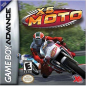 XS Moto Video Game For Nintendo GBA