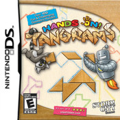 Hands on Tangrams Video Game For Nintendo DS