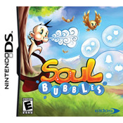 Soul Bubbles Video Game For Nintendo DS
