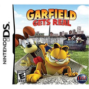 Garfield Gets Real Video Game For Nintendo DS