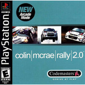 Colin McRae Rally 2.0 Video Game For Sony PS1