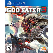 God Eater 3 Video Game For Sony PS4