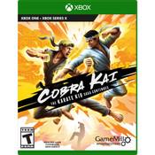 Cobra Kai The Karate Kid Saga Continues Video Game For Microsoft Xbox One