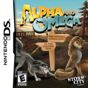 Alpha and Omega Video Game For Nintendo DS