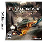 IL-2 Sturmovik Birds of Prey Video Game For Nintendo DS