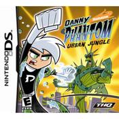 Danny Phantom Urban Jungle Video Game For Nintendo DS