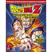 Dragon Ball Z Legacy of Goku Prima Game Guide For Nintendo GBA