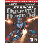 Star Wars Bounty Hunter Official Game Guide For Nintendo GameCube and Sony PS2