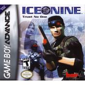 Ice Nine Video Game For Nintendo GBA