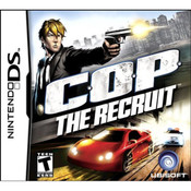 Cop The Recruit Video Game For Nintendo DS