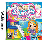 Squinkies 2 Adventure Mall Suprize Video Game For Nintendo DS