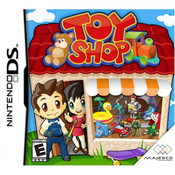 Toy Shop Video Game For Nintendo DS