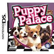 Puppy Palace Video Game For Nintendo DS