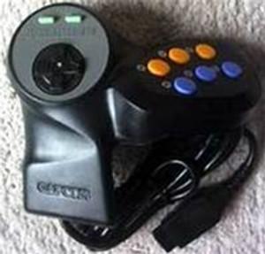 Capcom Pad Soldier GS Controller - Sega Genesis