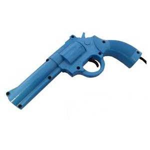 The Justifier Zapper Light Gun - Sega Genesis