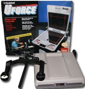 U-Force Controller Complete in Box - NES