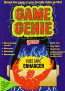 Game Genie with Book - Nintendo NES Game Enhancer