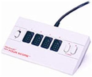 Original Nintendo NES Four Score  - 4-Player Adapter