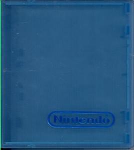 NES Game Hard Plastic Case BLUE - 1 ct