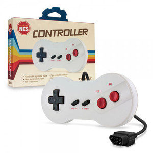 New Dogbone Controller in box - Nintendo NES