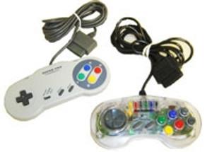 3rd Party Controller - Super Nintendo (SNES)