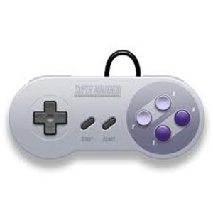 Original Controller Super Nintendo SNES for sale.