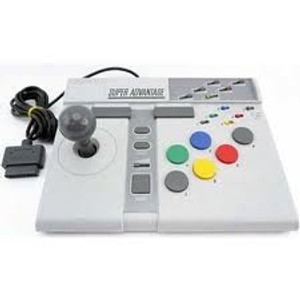 SNES Super Advantage Nintendo (Original) Controller