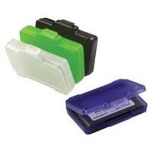 Plastic Game Case Aqua - GameBoy Advance