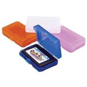 Plastic Game Case Purple - GameBoy Advance
