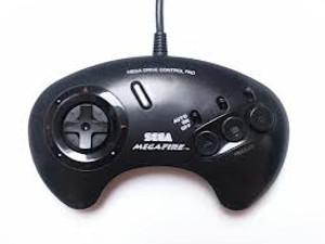 MegaFire Controller - Sega Genesis 3 Button Original