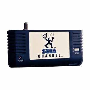 Sega Channel Adapter Accessory - Genesis