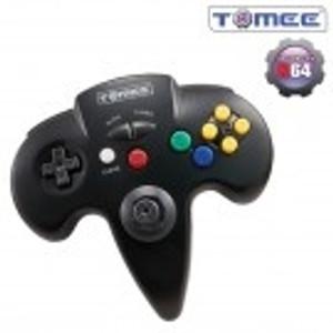 New Controller Black - Nintendo 64 (N64)