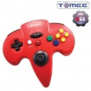 New Controller Red - Nintendo 64 (N64)
