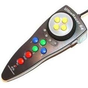 UltraRacer 64 - N64 Controller