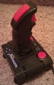 Turbo Master Joystick Controller - Nintendo NES