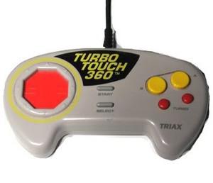 Turbo Touch 360 - Nintendo NES