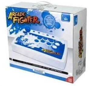 New Arcade Fighter Joystick - Wii