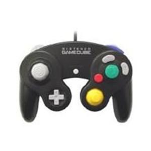 Original Black Controller - GameCube / Wii