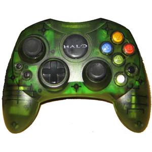 Original S Controller Halo Green - Xbox