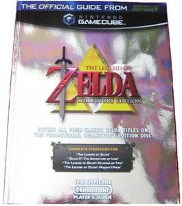 Zelda Collectors Edition GameCube Strategy Guide - Nintendo Power