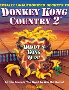 Strategy Guide Donkey Kong Country 2 - SNES