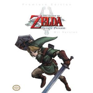 Zelda Twilight Princess Premier Edition Prima Game Guide For Nintendo Wii