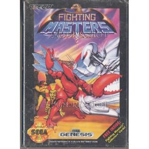 Fighting Masters Empty Box For Sega Genesis