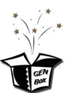 World Class Leader Board Golf - Empty Genesis Box