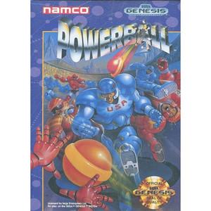 Powerball - Empty Genesis Box
