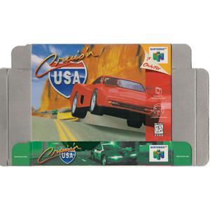 Cruis'n USA - Empty N64 Box